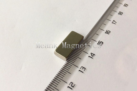 Bloque ndfeb 18x8x4mm