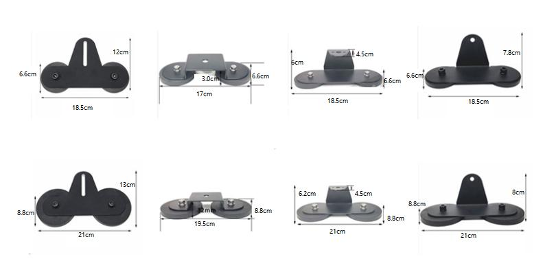 Magnetic Mounting Holders/Brackets